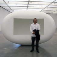Anish Kapoor, photography by WBUR