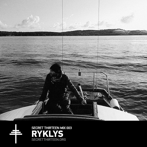 Secret Thirteen Mix 003 - Emanuelis Ryklys