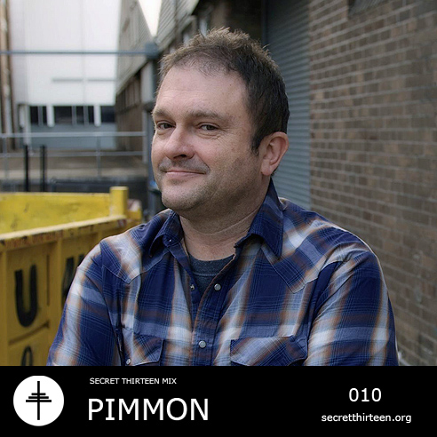 Secret Thirteen Mix 010 - Pimmon