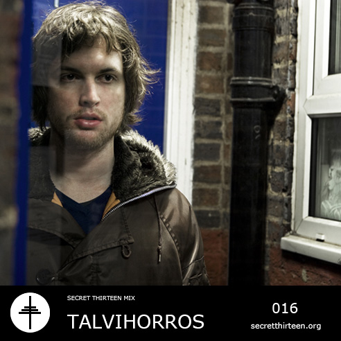 Secret Thirteen Mix 016 - Talvihorros