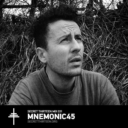 Secret Thirteen Mix 031 - Mnemonic45