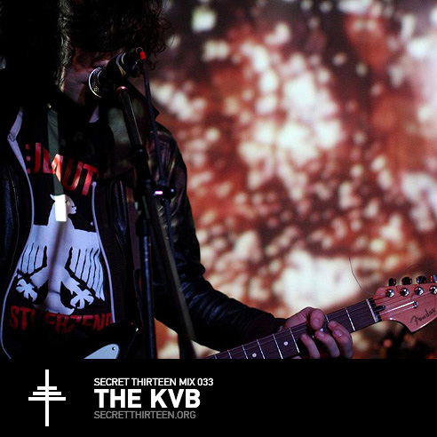 Secret Thirteen Mix 033 - The KVB