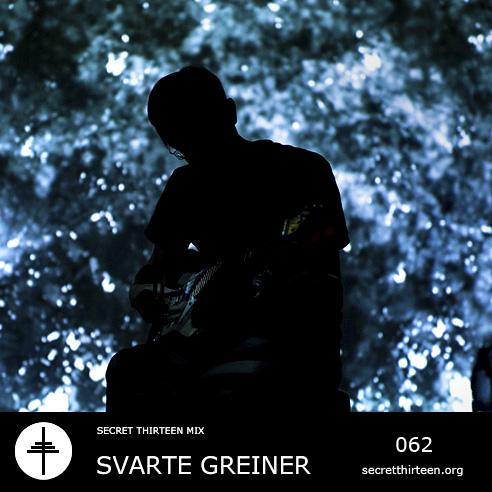 Svarte Greiner - Untitled Tour CDr