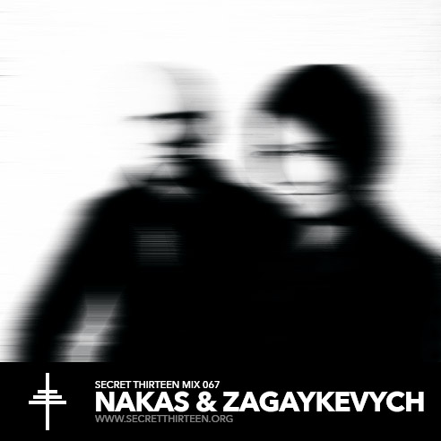 Secret Thirteen Mix 067 - Nakas & Zagaykevych