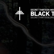 Secret Thirteen Mix 110 - Black To Comm - Banner