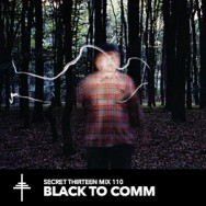 Secret Thirteen Mix 110 - Black To Comm - Small